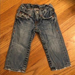 True Religion 2T Jeans